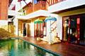 アクア オクタヴィアナ バリ ヴィラ Aqua Octaviana Bali Villa - Seminyak Kerobokan - Bali Hotels Bali Villas
