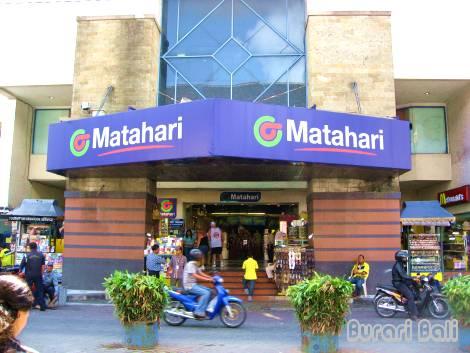 マタハリ クタ店 Matahari Kuta