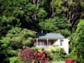 The Falls Montville Rainforest Cottages ホテルの詳細