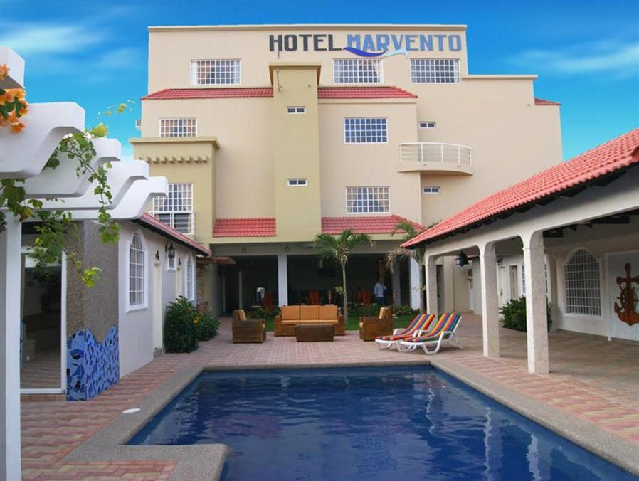 Hotel Marvento Chipipe ホテルの詳細