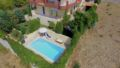 House with private pool, near Athens Airport/Port ホテルの詳細