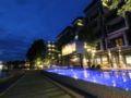 Inthira Vang Vieng ホテルの詳細