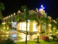 Ocean Blue Ngwe Saung Beach Hotel ホテルの詳細