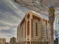 Elaf Taiba Hotel ホテルの詳細