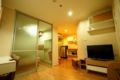 Bright and spacious 1 bedroom studio Pinklao ホテルの詳細