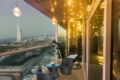 Full Sea view 2Bed, Views of Burj Al Arab,Palm ホテルの詳細