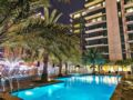 Nuran Marina Serviced Residences ホテルの詳細