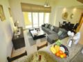 Spacious 2 BedMaids Apt on The Palm - Al Nabat ホテルの詳細