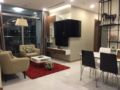 Beautiful Apartment in Vinhome Central Park ホテルの詳細