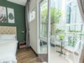 LL-101-Deluxe Balcony The Como Serviced Apartment ホテルの詳細