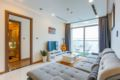 Luxurious Sky-View Gateway | LuLuHomes Apartments ホテルの詳細