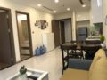 Smiley Vinhomes - Pool one BR Apartment with GYM ホテルの詳細